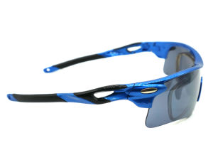 Outdoor Sports UV-Protect Interchangeable Polarizer Cycling Glasses pictures & photos