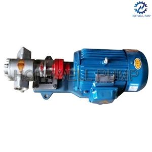 CE Approved KCB55 Stainless Steel Gear Pump pictures & photos