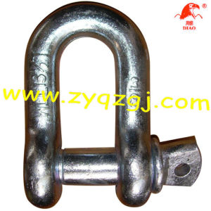 G-210 Us Type Screw Pin Chain Shackle