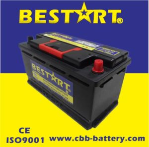12V100ah Premium Quality Bestart Mf Vehicle Battery DIN 60038-Mf pictures & photos