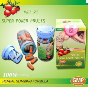 Meizi Super Power Fruit Diet Pills Weight Loss Capsules pictures & photos