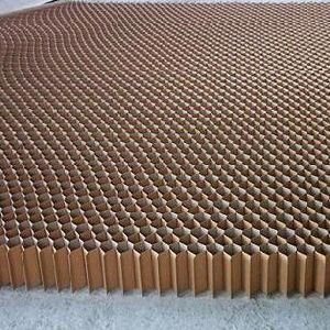China Packaging And Buffer Honeycomb Paper Core China