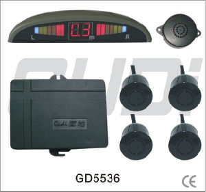 LED Parking Sensor with Human Voice Speaking (GD5536)