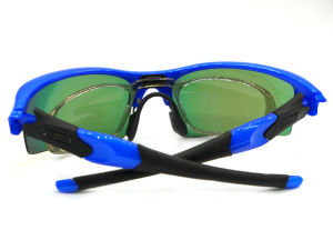 Fashion Sports Glasses Cycling Mirror Lens Eyeglasses pictures & photos