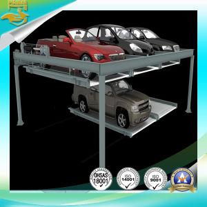2 Layer Automatic Puzzle Parking Lift pictures & photos