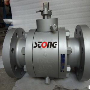 API 2500lb Trunnion Mounted Ball Valve pictures & photos