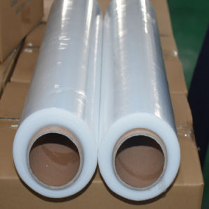 LLDPE Machine Shrink Wrap Jumbo Roll Machine Stretch Film pictures & photos