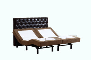 2016 Living Room Electric Bed Adjustable Bed with Massage Function pictures & photos