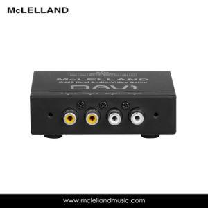 Two Composite Video Signals RJ45 Dual Audio/Video Balun (DAV1) pictures & photos