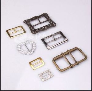 Factory High Quality Eco-Friendly Metal Button Buckle for Apparel and Bags pictures & photos