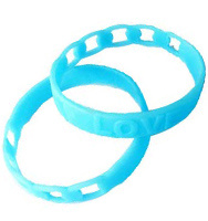 Custom Silicone Wristbands Debossed Silicone Bracelets