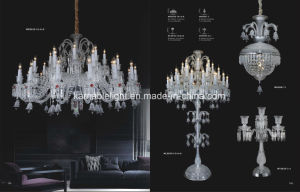Modern Decorative Glass Crystal Wall Lamps (KAMB9831-2) pictures & photos