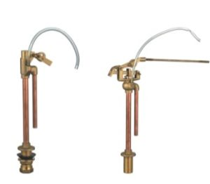 Hot Sale Bronze/Brass Flushometer pictures & photos