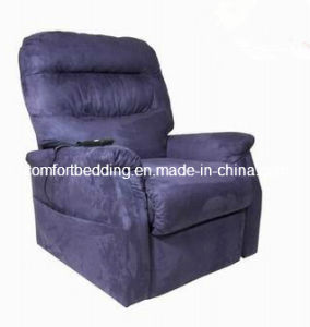 PU Leather Massage Lazy Chair, Powerful Lift and Recliner pictures & photos