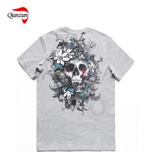 White Fashion Personality Shirt (ZN62) pictures & photos