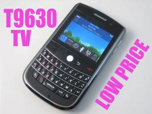 TV Java Dual SIM Qwerty Keyboard Mobile Phone (T9630)