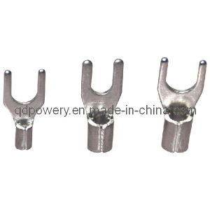 Non Insulated Spade Terminals pictures & photos