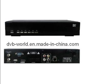 DVB-S2 MPEG-4 Satellite TV Receiver Vstar 888HD