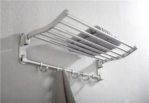 High Quality Stainless Steel Bathroom Accessory Towel Rack (832) pictures & photos