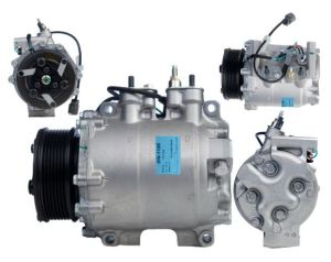Auto (Car) A/C Compressor (Scroll Type)