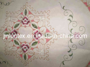 Embroider Brush Peach Skin Fabric