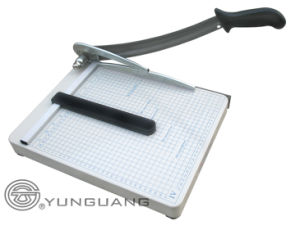 Guillotine Paper Cutter (YG-APS) pictures & photos