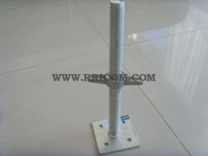Galvanized Adjustable Screw Base Jack pictures & photos