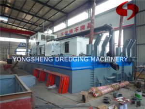 Mud Dredging Machine to Desilt Sludge (CSD 150) pictures & photos