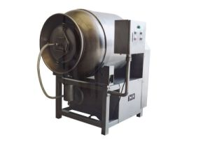 Vacuum Rolling & Rubbing Machine Made in China pictures & photos