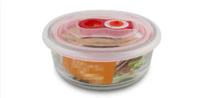 Pyrex Glass Lunch Box/Glass Food Storage Container pictures & photos