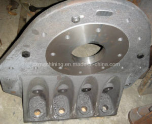 Cast Iron Exciter Mount Iron Casting