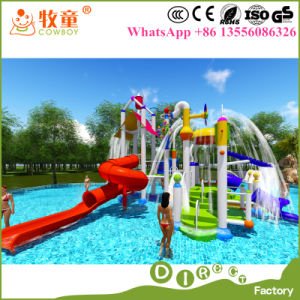High Quality Children Combination Kids Playgrounds Water Park Equipment pictures & photos