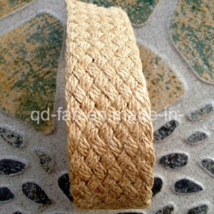 "Custom Nature Color Jute Braided Webbing (JBW-1.5"") pictures & photos"