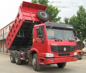Dump Truck / Tipper for HOWO pictures & photos