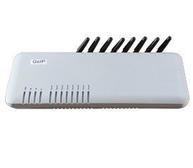 DBL GOIP 8 Ports GSM VoIP Gateway/Wireless Terminal/Wll Termination pictures & photos