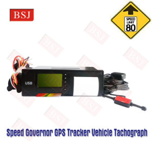 Speed Governor Speed Limiter Vehicle GPS Tracker T-01