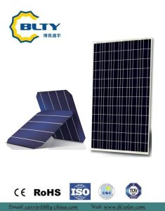 10W Poly Solar Panel with TUV, Ce, ISO pictures & photos