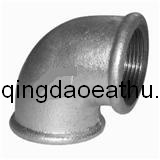 Malleable Iron Pipe Fittings-Elbow pictures & photos