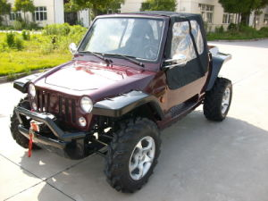 EEC/EPA 800CC 4x4 Jeep UTV