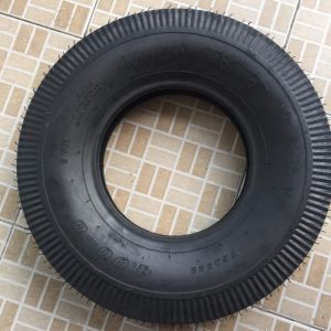 Tricycle / Motorcycle Tube and Tyre 4.00-8 Ogbuawa Pattern pictures & photos
