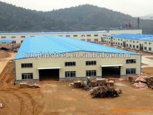 Newly Steel Structure Factory Building pictures & photos