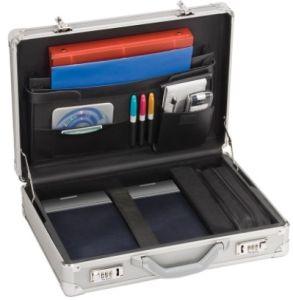Aluminium Briefcase and Documents Case for Business Man pictures & photos