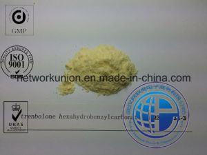 Parabolone 50 Hormone Steroid Injection 23454-33-3 Trenbolone Hexahydrobenzylcarbonate 50mg/Ml pictures & photos