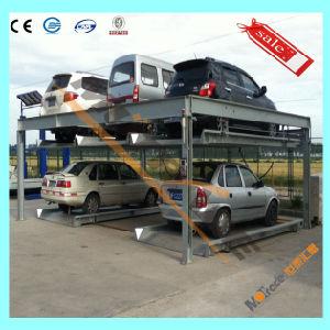 2floor Hydraulic Car Park Platform pictures & photos