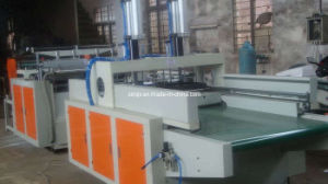 Double Channel Heat Sealing and Heat Cutting Bag Making Machine (DFR) pictures & photos