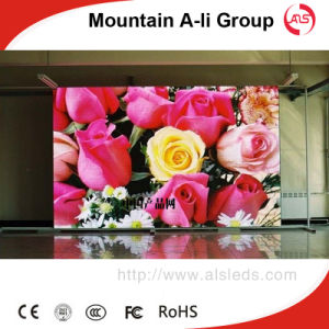 HD P6 SMD Outdoor Full Color LED Video Display for Advertising