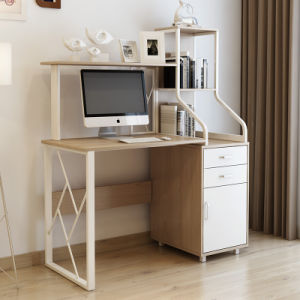 Computer Desk with Hutch Drawer for Home Office Workstation pictures & photos
