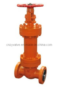 API Bellow Sealing Gate Valve and Stainless Steel Gate Valve pictures & photos