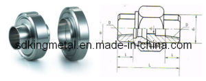 Stainless Steel Threaded Union (JB/ZQ4416) pictures & photos