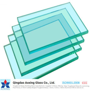 4mm/5mm/6mm/8mm/10mm/12mm/15mm/19mm Tempered/Toughened Glass pictures & photos